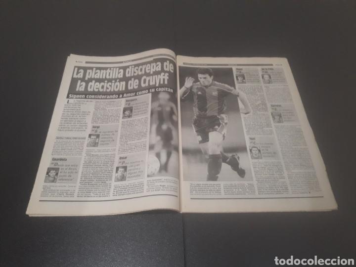 Coleccionismo deportivo: SPORT N° 5810. 7 DE ENERO 1996. - Foto 5 - 255944685
