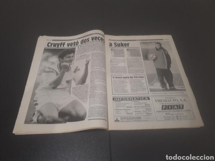 Coleccionismo deportivo: SPORT N° 5810. 7 DE ENERO 1996. - Foto 7 - 255944685