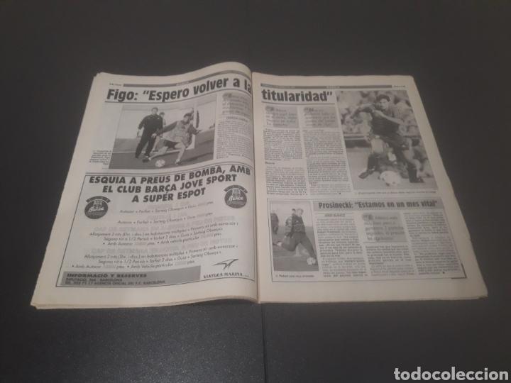Coleccionismo deportivo: SPORT N° 5810. 7 DE ENERO 1996. - Foto 8 - 255944685