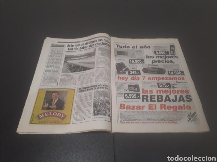 Coleccionismo deportivo: SPORT N° 5810. 7 DE ENERO 1996. - Foto 10 - 255944685