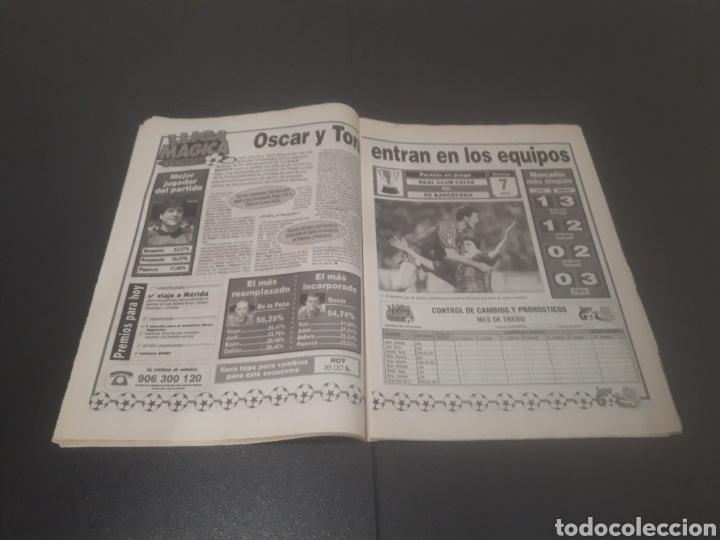 Coleccionismo deportivo: SPORT N° 5810. 7 DE ENERO 1996. - Foto 11 - 255944685