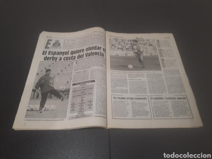 Coleccionismo deportivo: SPORT N° 5810. 7 DE ENERO 1996. - Foto 12 - 255944685