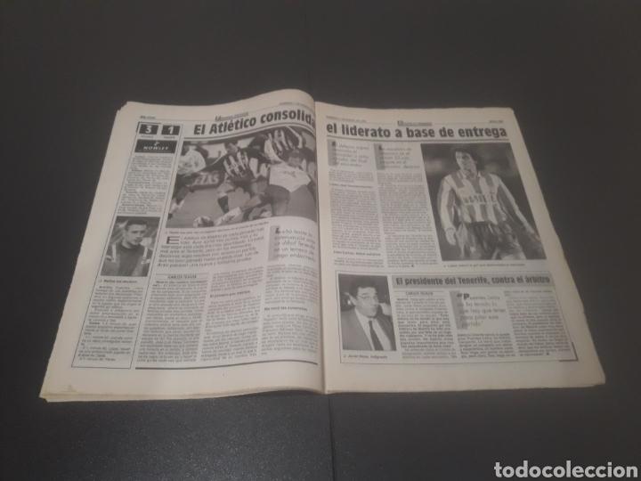 Coleccionismo deportivo: SPORT N° 5810. 7 DE ENERO 1996. - Foto 14 - 255944685