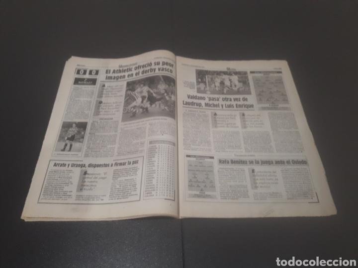 Coleccionismo deportivo: SPORT N° 5810. 7 DE ENERO 1996. - Foto 15 - 255944685