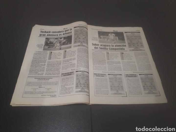 Coleccionismo deportivo: SPORT N° 5810. 7 DE ENERO 1996. - Foto 16 - 255944685