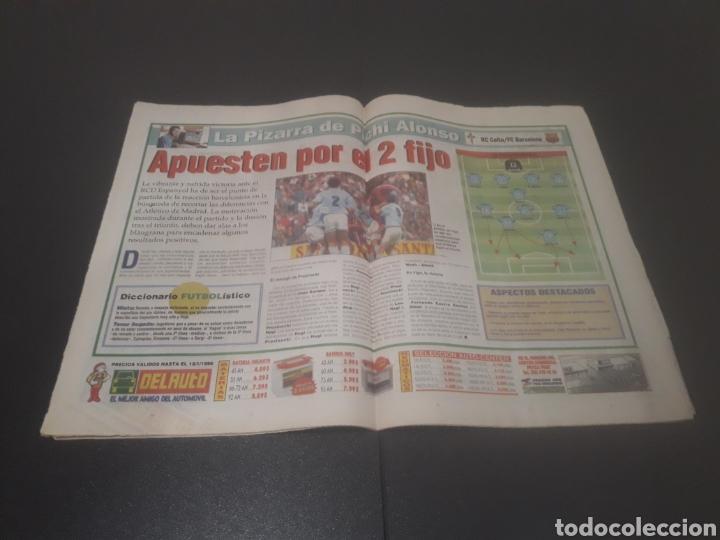 Coleccionismo deportivo: SPORT N° 5810. 7 DE ENERO 1996. - Foto 19 - 255944685
