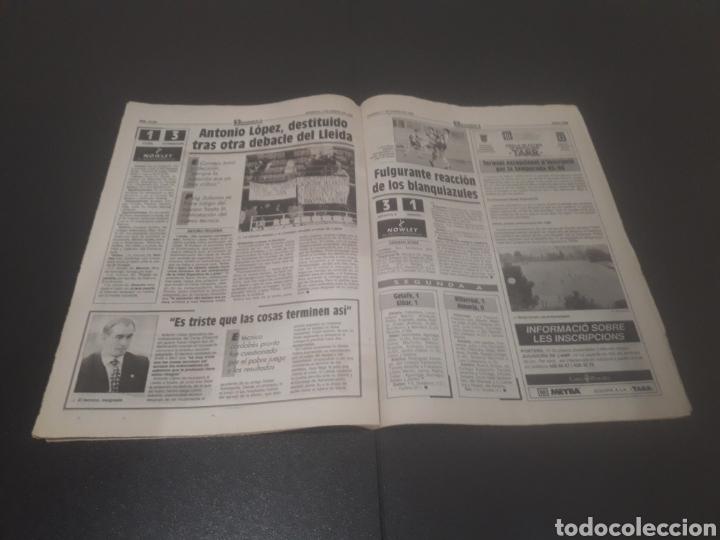 Coleccionismo deportivo: SPORT N° 5810. 7 DE ENERO 1996. - Foto 20 - 255944685