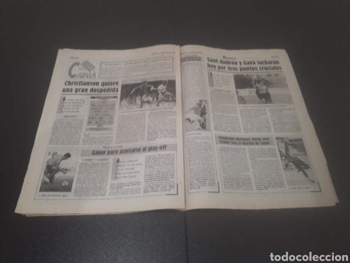 Coleccionismo deportivo: SPORT N° 5810. 7 DE ENERO 1996. - Foto 21 - 255944685