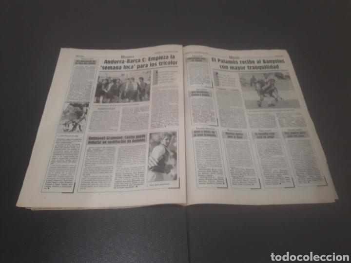 Coleccionismo deportivo: SPORT N° 5810. 7 DE ENERO 1996. - Foto 22 - 255944685