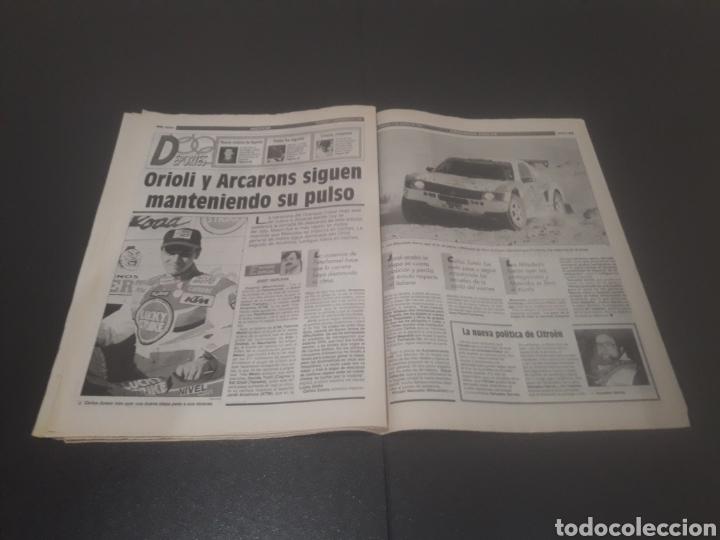 Coleccionismo deportivo: SPORT N° 5810. 7 DE ENERO 1996. - Foto 23 - 255944685