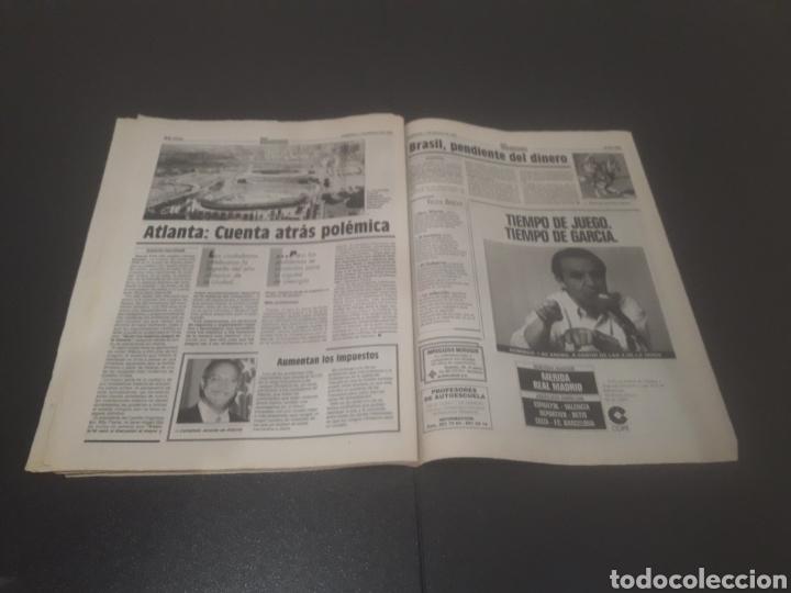 Coleccionismo deportivo: SPORT N° 5810. 7 DE ENERO 1996. - Foto 28 - 255944685
