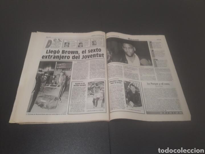 Coleccionismo deportivo: SPORT N° 5810. 7 DE ENERO 1996. - Foto 31 - 255944685