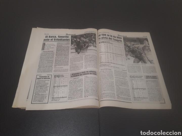 Coleccionismo deportivo: SPORT N° 5810. 7 DE ENERO 1996. - Foto 32 - 255944685