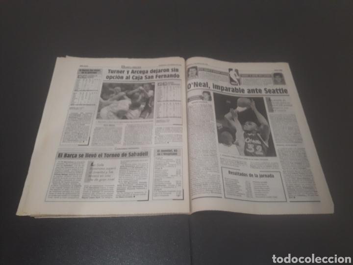 Coleccionismo deportivo: SPORT N° 5810. 7 DE ENERO 1996. - Foto 33 - 255944685