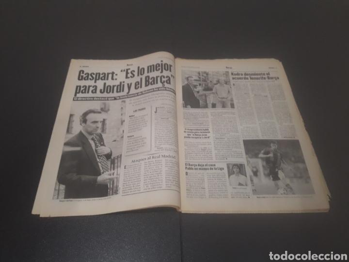 Coleccionismo deportivo: SPORT N° 6009. 25 DE JULIO 1996. - Foto 4 - 255946310