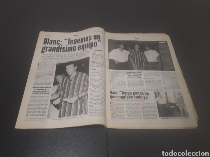 Coleccionismo deportivo: SPORT N° 6009. 25 DE JULIO 1996. - Foto 7 - 255946310
