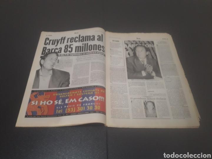 Coleccionismo deportivo: SPORT N° 6009. 25 DE JULIO 1996. - Foto 8 - 255946310