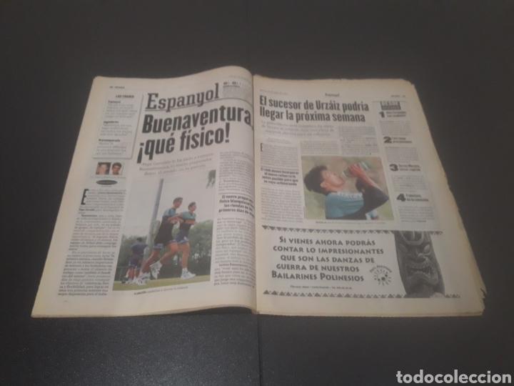Coleccionismo deportivo: SPORT N° 6009. 25 DE JULIO 1996. - Foto 10 - 255946310