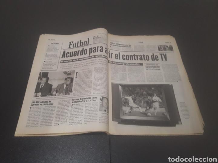 Coleccionismo deportivo: SPORT N° 6009. 25 DE JULIO 1996. - Foto 11 - 255946310