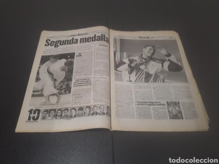 Coleccionismo deportivo: SPORT N° 6009. 25 DE JULIO 1996. - Foto 13 - 255946310