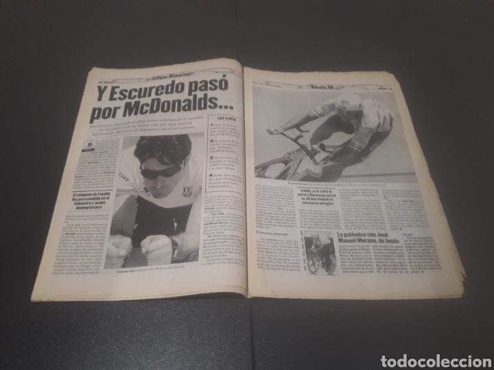 Coleccionismo deportivo: SPORT N° 6009. 25 DE JULIO 1996. - Foto 14 - 255946310