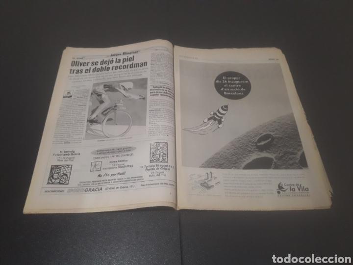Coleccionismo deportivo: SPORT N° 6009. 25 DE JULIO 1996. - Foto 15 - 255946310