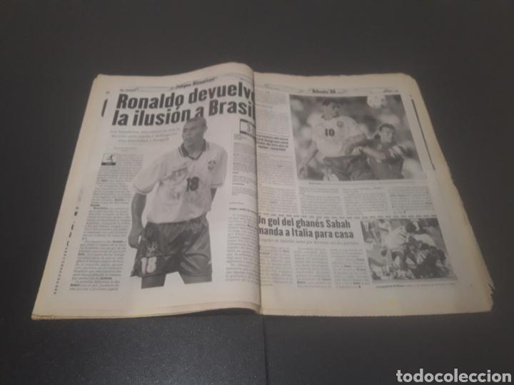 Coleccionismo deportivo: SPORT N° 6009. 25 DE JULIO 1996. - Foto 17 - 255946310