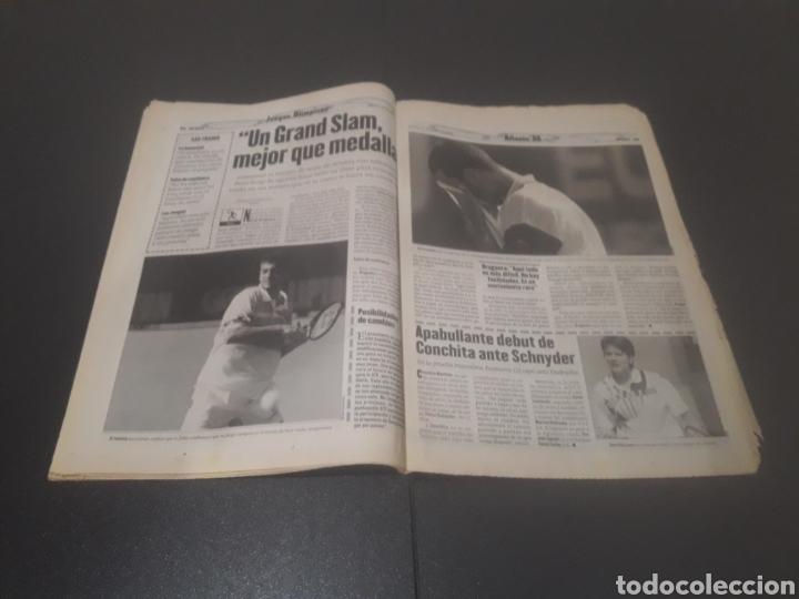 Coleccionismo deportivo: SPORT N° 6009. 25 DE JULIO 1996. - Foto 18 - 255946310