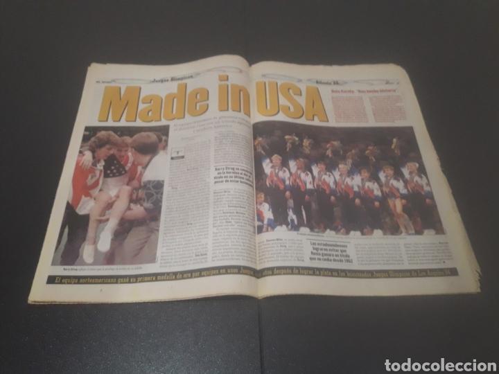 Coleccionismo deportivo: SPORT N° 6009. 25 DE JULIO 1996. - Foto 19 - 255946310