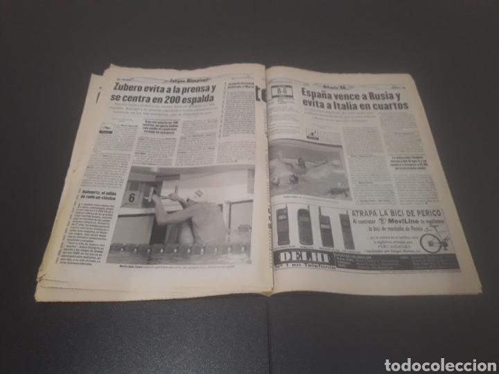 Coleccionismo deportivo: SPORT N° 6009. 25 DE JULIO 1996. - Foto 22 - 255946310