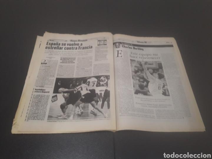 Coleccionismo deportivo: SPORT N° 6009. 25 DE JULIO 1996. - Foto 23 - 255946310