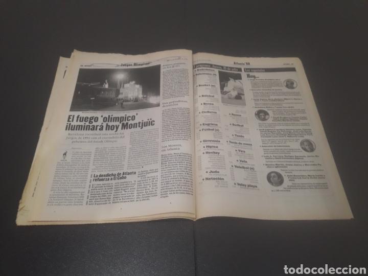 Coleccionismo deportivo: SPORT N° 6009. 25 DE JULIO 1996. - Foto 24 - 255946310