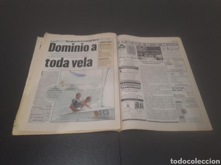 Coleccionismo deportivo: SPORT N° 6009. 25 DE JULIO 1996. - Foto 26 - 255946310