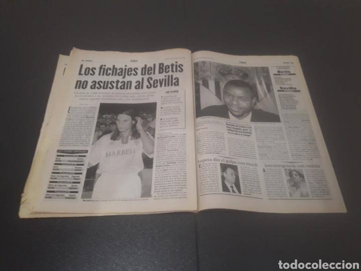 Coleccionismo deportivo: SPORT N° 6009. 25 DE JULIO 1996. - Foto 28 - 255946310
