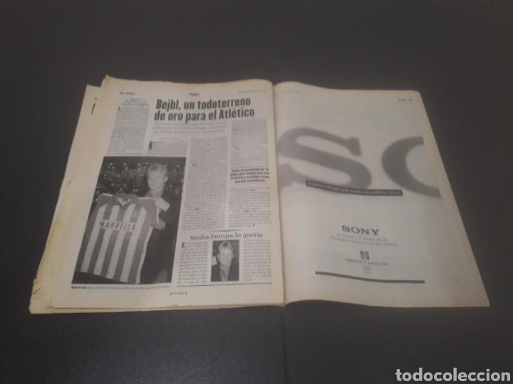 Coleccionismo deportivo: SPORT N° 6009. 25 DE JULIO 1996. - Foto 29 - 255946310