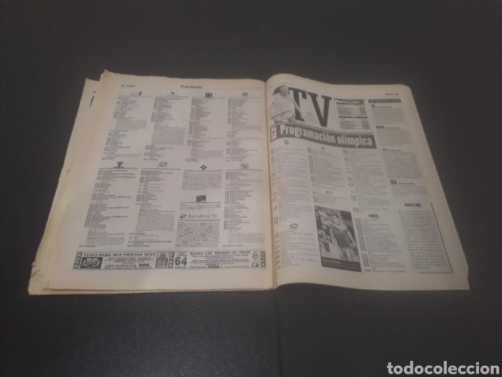 Coleccionismo deportivo: SPORT N° 6009. 25 DE JULIO 1996. - Foto 35 - 255946310
