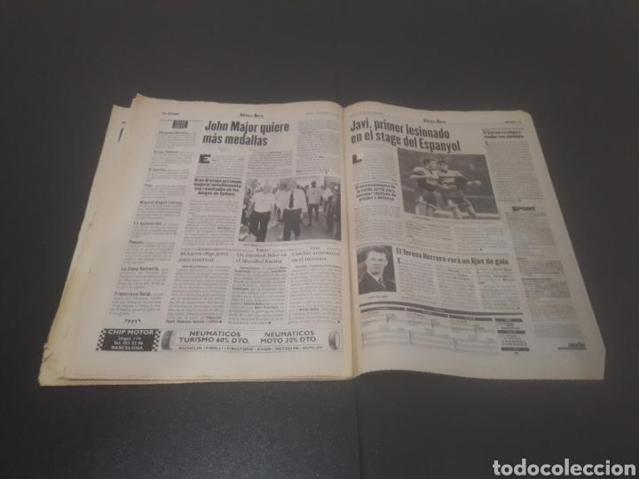 Coleccionismo deportivo: SPORT N° 6009. 25 DE JULIO 1996. - Foto 36 - 255946310