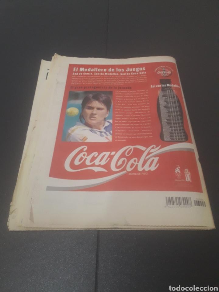 Coleccionismo deportivo: SPORT N° 6009. 25 DE JULIO 1996. - Foto 37 - 255946310