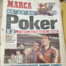 Coleccionismo deportivo: PERIÓDICO MARCA.. Lote 255947605