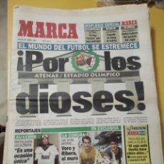 Coleccionismo deportivo: PERIÓDICO MARCA.. Lote 255948650