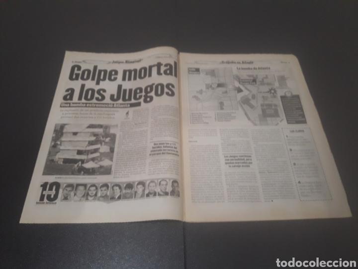 Coleccionismo deportivo: SPORT N° 6012. 28 DE JULIO 1996. - Foto 2 - 255950325