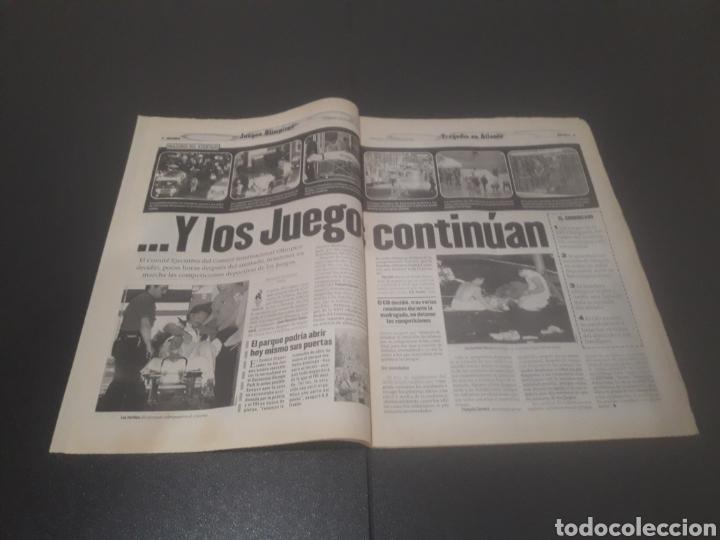 Coleccionismo deportivo: SPORT N° 6012. 28 DE JULIO 1996. - Foto 3 - 255950325