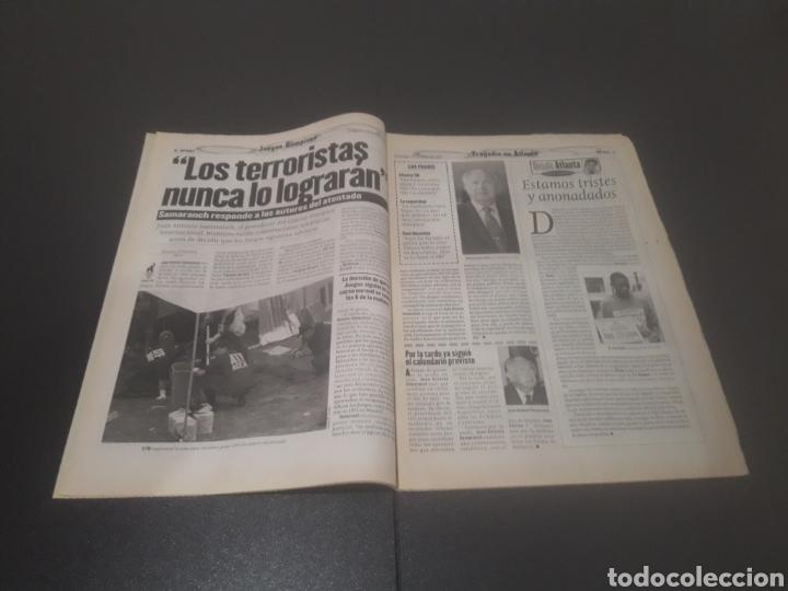 Coleccionismo deportivo: SPORT N° 6012. 28 DE JULIO 1996. - Foto 4 - 255950325