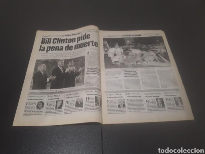 Coleccionismo deportivo: SPORT N° 6012. 28 DE JULIO 1996. - Foto 5 - 255950325