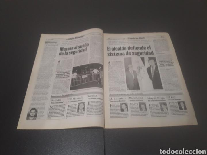 Coleccionismo deportivo: SPORT N° 6012. 28 DE JULIO 1996. - Foto 6 - 255950325
