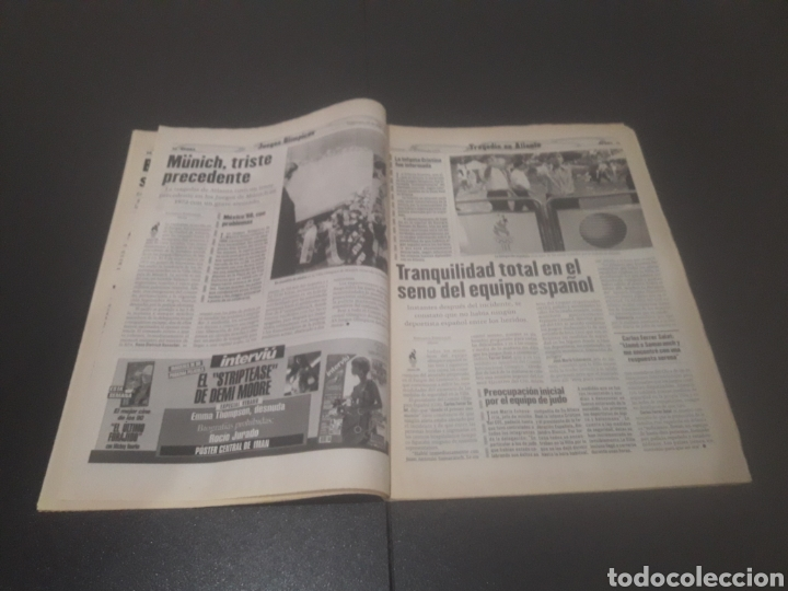 Coleccionismo deportivo: SPORT N° 6012. 28 DE JULIO 1996. - Foto 9 - 255950325