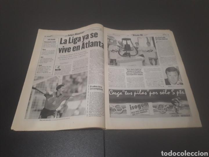 Coleccionismo deportivo: SPORT N° 6012. 28 DE JULIO 1996. - Foto 13 - 255950325