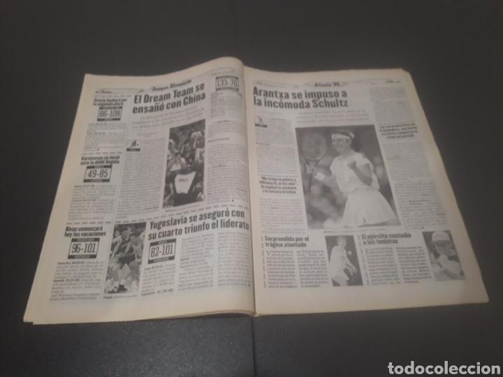 Coleccionismo deportivo: SPORT N° 6012. 28 DE JULIO 1996. - Foto 15 - 255950325