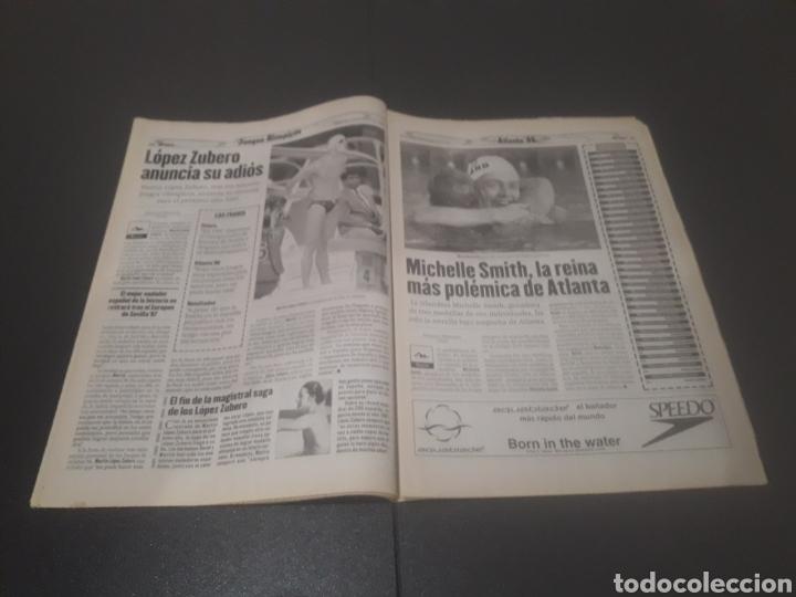 Coleccionismo deportivo: SPORT N° 6012. 28 DE JULIO 1996. - Foto 16 - 255950325