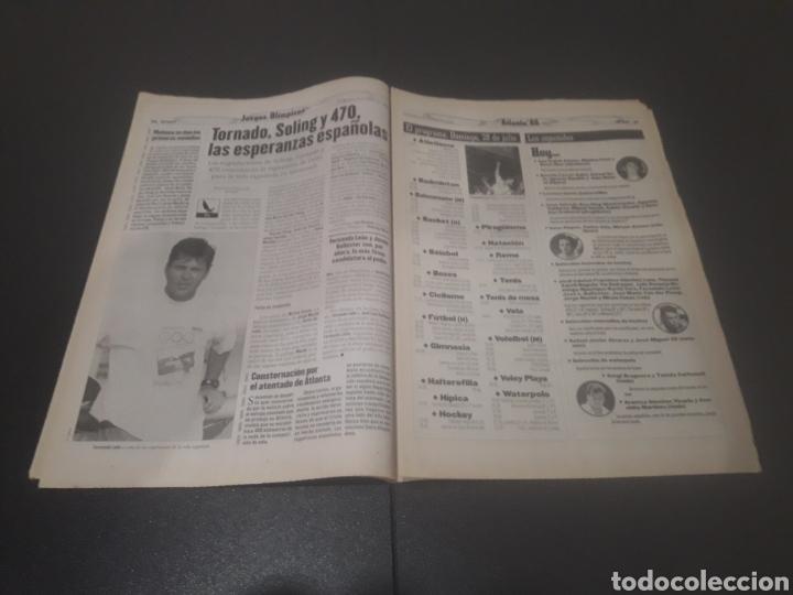 Coleccionismo deportivo: SPORT N° 6012. 28 DE JULIO 1996. - Foto 19 - 255950325